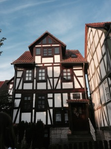 Author's photo of a home of in Kassel where a woman affiliated with the Brothers lived!